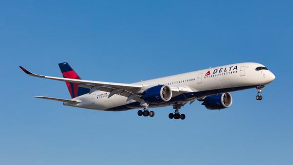 N503DN. Airbus A350-941. Delta. Los Angeles. 200519.