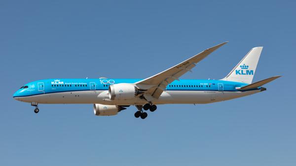 PH-BHF. Boeing 787-9 Dreamliner. KLM. Los Angeles. 180919.