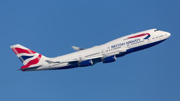 G-CIVS. Boeing 747-436. British Airways. Heathrow. 240219.