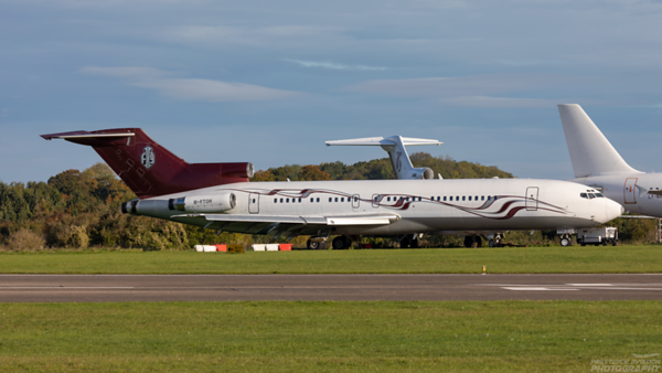 M-FTOH. Boeing 727-269(Adv). Private. Kemble. 091020.