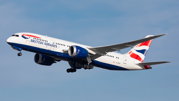 G-ZBJC. Boeing 787-8  Dreamliner. British Airways. Heathrow. 080220.