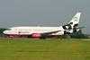 G-IGOE. Boeing 737-3Y0. Go Fly. Glasgow. 070803.