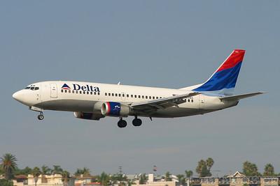 N303WA. Boeing 737-347. Delta. San Diego. 230905.