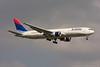 N169DZ. Boeing 767-332(ER). Delta. Heathrow. 300808.