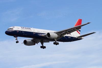 G-CPET. Boeing 757-236. British Airways. Heathrow. 301010.