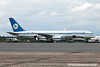 VP-BBR. Boeing 757-22L. Azerbaijan Airlines. Domodedovo. 200809.