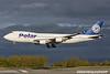 N450PA. Boeing 747-46NF/SCD. Polar Air Cargo. Anchorage. 100516.