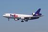 N562FE. McDonnell Douglas MD-10-10F. FedEx. Los Angeles. 210916.