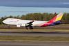 HL7616. Boeing 747-446F/SCD. Asiana Cargo. Anchorage. 070516.