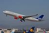 LN-RKT. Airbus A330-343E. Scandinavian. Los Angeles. 250916.