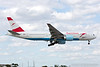 OE-LPB. Boeing 777-2Z9(ER). Austrian. Miami. 271116.