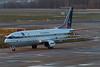 HS-CMV. Boeing 737-4Z6. Thai Air Force. Zurich. 220116.