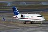 N777QX. Bombardier CL-600-2B16 Challenger 605. Private. Zurich. 220116.