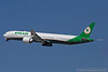 B-16727. Boeing 777-35E/ER. Eva Air. Los Angeles. 160916.