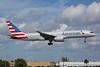 N190AA. Boeing 757-223. American Airlines. Miami. 261116.