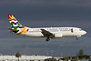 VP-CKW. Boeing 737-36E. Cayman Airways. Miami. 261116.