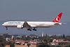 TC-JJU. Boeing 777-3F2/ER. Turkish Airlines. Los Angeles. 160916.