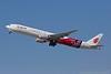 B-2047. Boeing 777-39L(ER). Air China. Los Angeles. 250916.