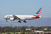 N765AN. Boeing 777-223/ER. American Airlines. Los Angeles. 170915.