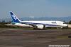 N1789B. Boeing 787-8.  All Nippon Airways. Paine Field. 130516.