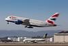G-XLEJ. Airbus A380-841. British Airways. Los Angeles. 250916.