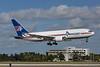 N741AX. Boeing 767-232(BDSF). AmeriJet. Miami. 261116.