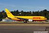 N793AX. Boeing 767-281(BDSF). DHL. Boeing Field. 120516.