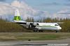 N403LC. Lockheed L-100-30 Hercules. Lynden Air Cargo. Anchorage. 090516.