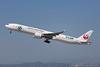 JA734J. Boeing 777-346/ER.  JAL. Los Angeles. 250916.