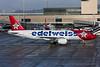 HB-IJW. Airbus A320-214. Edelweiss. Zurich. 220116.