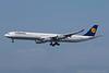 D-AIHL. Airbus A340-642. Lufthansa. Los Angeles. 200916.