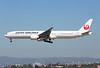 JA738J. Boeing 777-346/ER. JAL. Los Angeles. 170915.