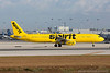 N661NK. Airbus A321-231. Spirit Airlines. Fort Lauderdale. 271116.