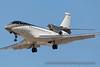 LX-MES. Dassault Falcon 7X. Private. Los Angeles. 160915.