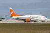 N531AU. Boeing 737-3B7. Swift Air. Miami. 261116.