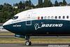 N8701Q. Boeing 737-8 Max. Boeing. Boeing Field. 120516.