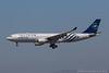 HL8212. Airbus A330-223. Korean Airlines. Los Angeles. 160916.