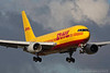 N787AX. Boeing 767-281(BDSF). DHL. Miami. 251116.