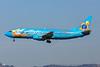 N791AS. Boeing 737-490. Alaska Airlines. Los Angeles. 100216.
