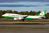 B-16407. Boeing 747-45E(BDSF). Eva Air Cargo. Anchorage. 070516.