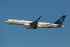 N772TW. Boeing 757-231. Delta. Los Angeles. 150216.