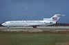 N293AS. Boeing 727-212/Adv. Private. Fort Lauderdale. October. 1996.