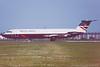 G-BJRT. BAC 111-528FL One Eleven. British Airways. Glasgow. May. 1991.