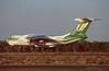 EP-JAY. Ilyushin Il-76TD. Mahan Air. Sharjah. December. 1998.