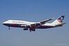 G-BNLL. Boeing 747-436. British Airways. Los Angeles. September. 1997.