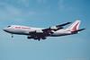 VT-EFU. Boeing 747-237B. Air India. Heathrow. October. 1992.
