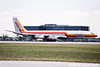N710FW. Boeing 707-321C. Florida West Airlines. Miami. June. 1993.