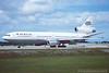 9M-MAZ. McDonnell Douglas DC-10-30. World Airways. Fort Lauderdale. October. 1996.