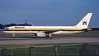 G-DAJB. Boeing 757-2T5. Monarch. Manchester. August. 1997.
