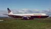 G-BNWH. Boeing 767-336/ER. British Airways. Glasgow. May. 1992.